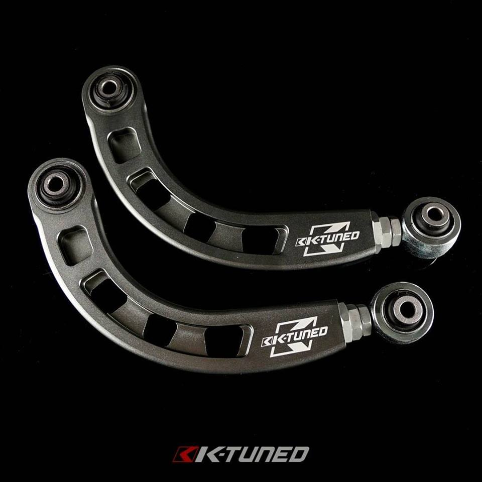 Rear Camber Kit & Rear Toe Adjusters for 10th base and Si