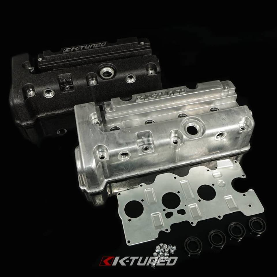 Pre-Order. New K-Series Vented Valve Cover