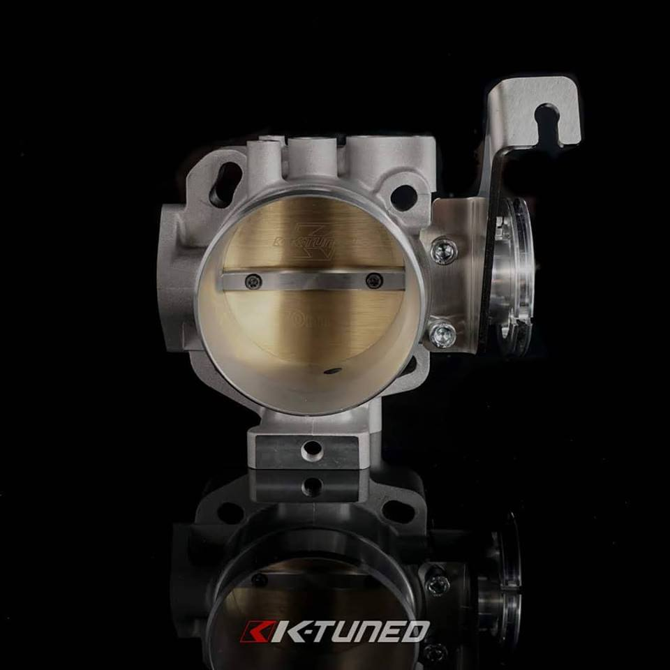 New 70mm Dual Bolt Pattern K-Series Throttle Body