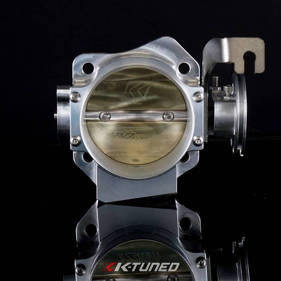 NEW 72mm Throttle Body Now Available