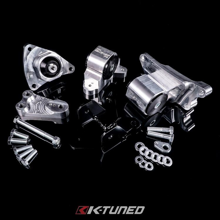 Hasport DCEP Stock Replacement Mount Kit - Acura rsx motor mounts