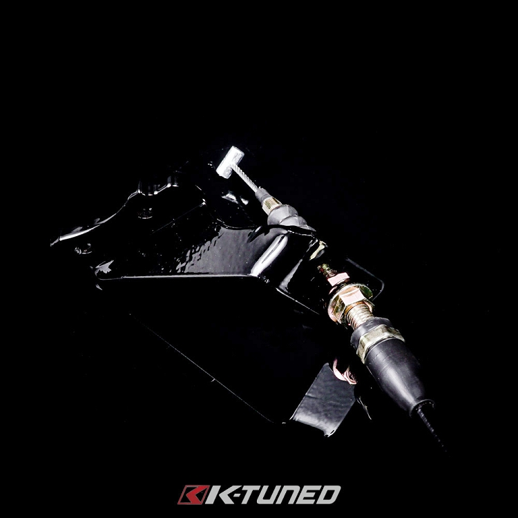 Center Feed / ITB K-Series Throttle Cable & Bracket