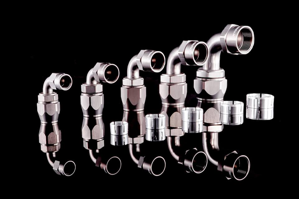 K-Tuned High Pressure Fittings and Hose!
