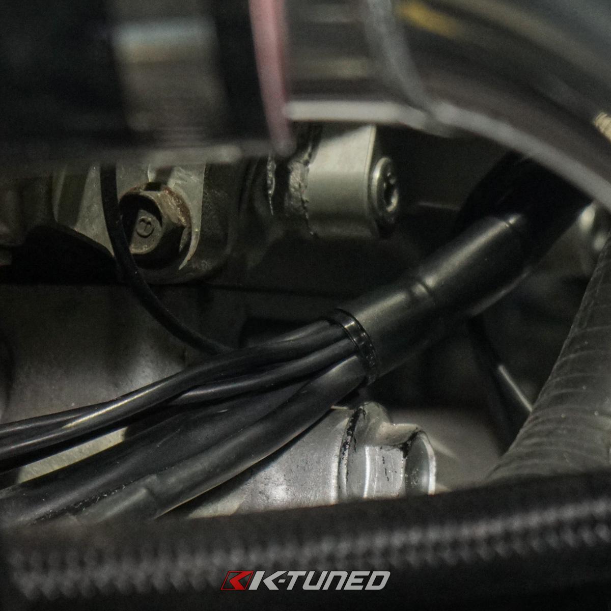 K-Series Tucked Engine Harness on