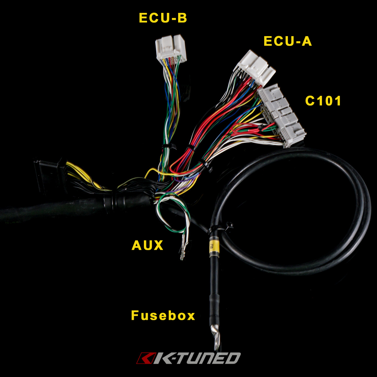 KTH 204 ENG_017 k series tucked engine harness rsx tucked wire harness at bakdesigns.co