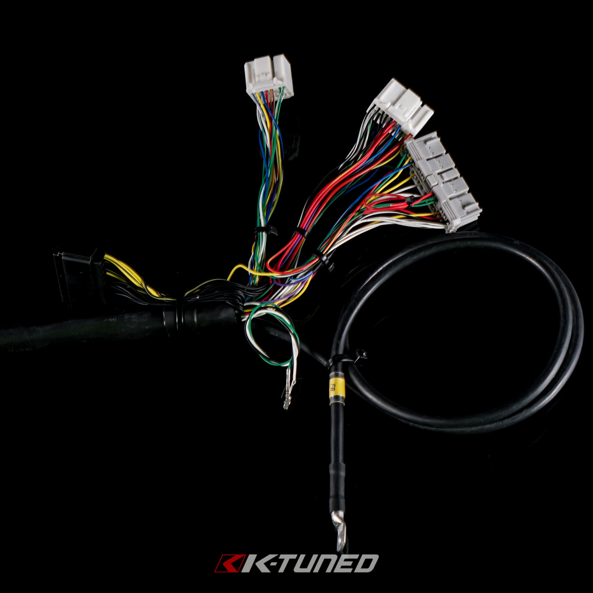 k series tucked engine harness 2010 Mustang GT Fuse Box