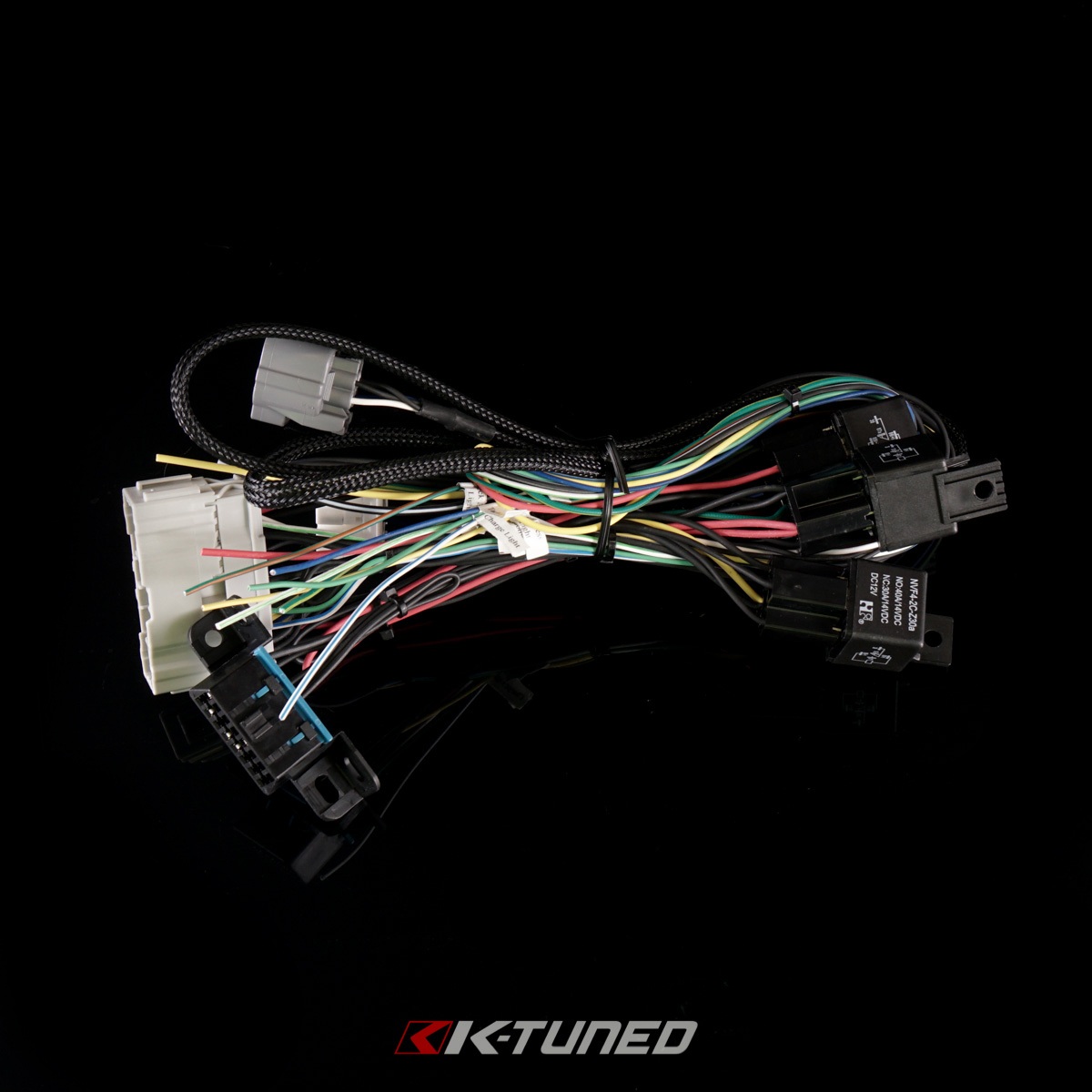 K Swap Race Harness Wire Flying