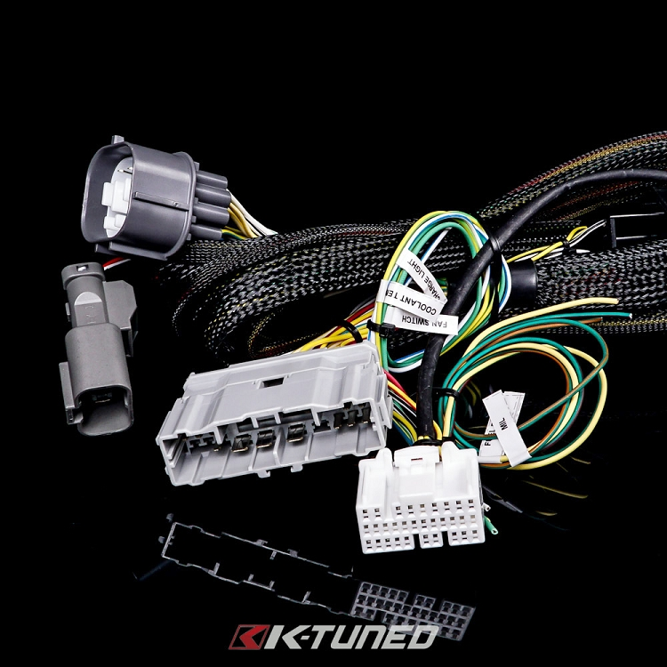 eg dc2 92 95 civic 94 01 integra k swap conv harness rh k tuned 3dcartstores com eg wiring harness honda civic eg wiring harness