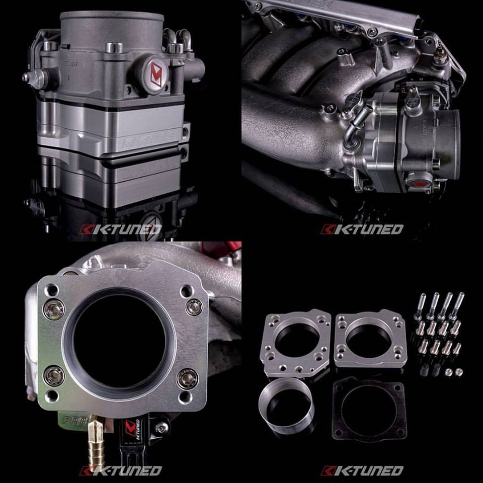 New ZDX throttle body adapter now available
