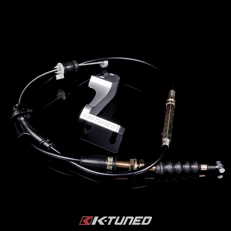 K-TUNED THROTTLE CABLE /& BRACKET K-SWAP JDM K20A SKUNK2 BDL THROTTLE BODY HONDA