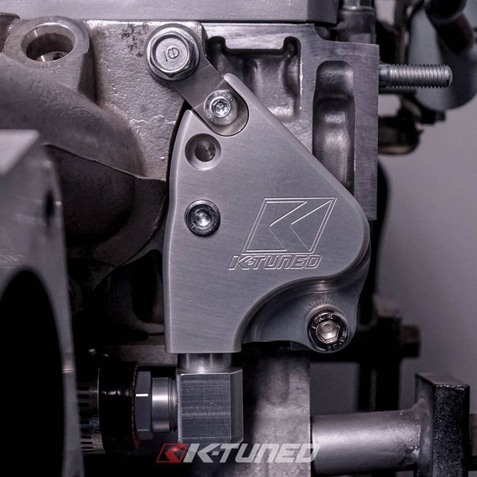 New K24 Intake Manifold Adapter