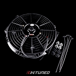 12' Slim Fan (w/ Mounting Kit)