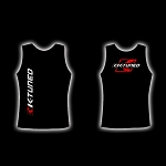 K-Tuned Distressed Vertical Logo Tank Top