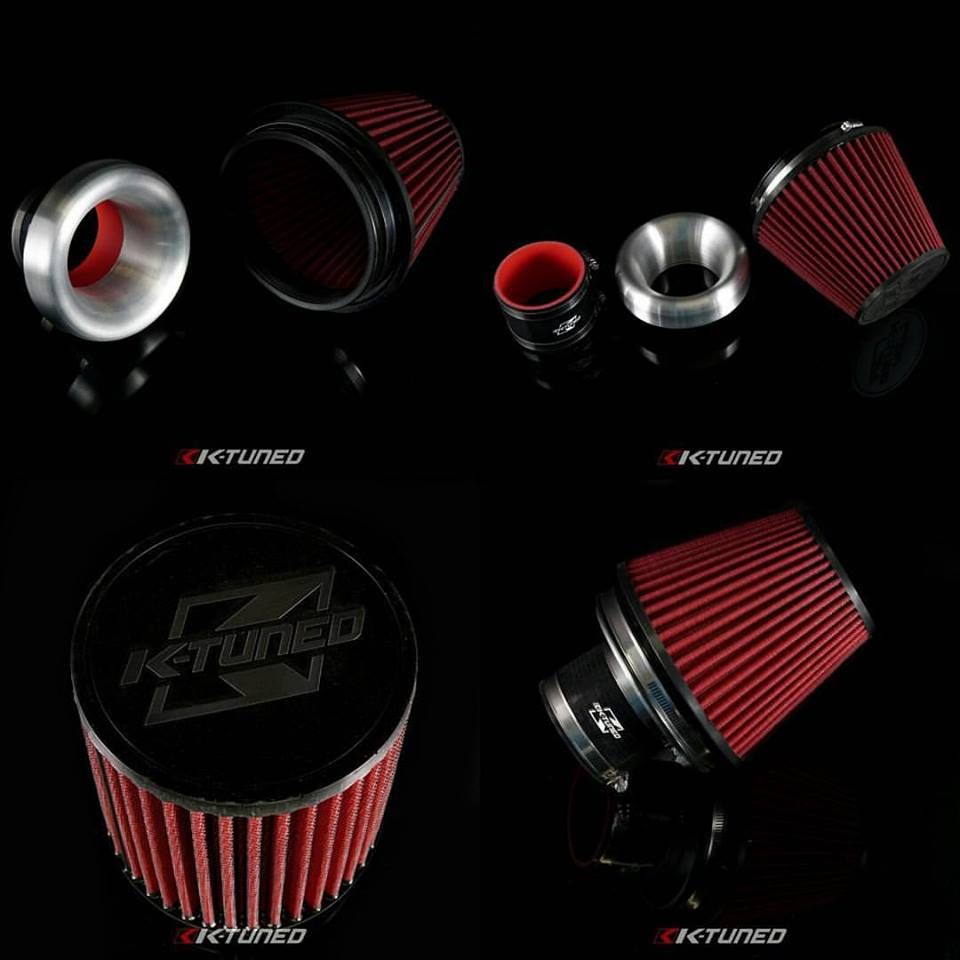All new K-Tuned Air Filters and V-Stack combos now available