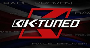 "K-Tuned Shop Banner - 22"" x 57"""