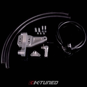 Power Steering Relocation Kit