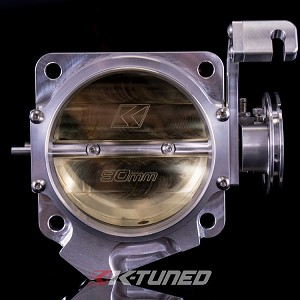 80mm Throttle Body</br>w/IACV and MAP Ports</br>K-Series or B-Series