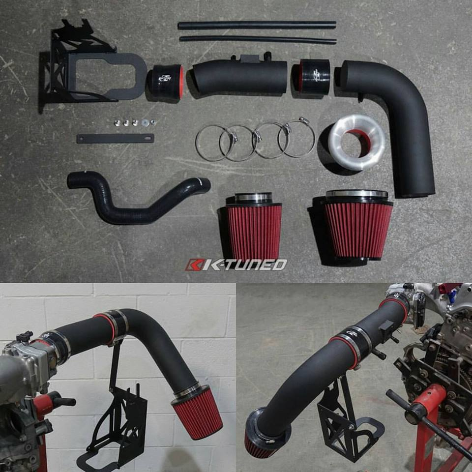 New 8th gen Si intakes now available