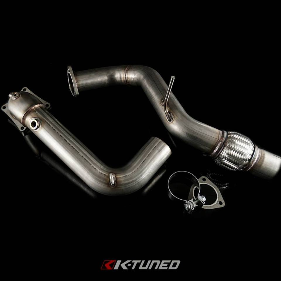 New FK8 Type R downpipe now available