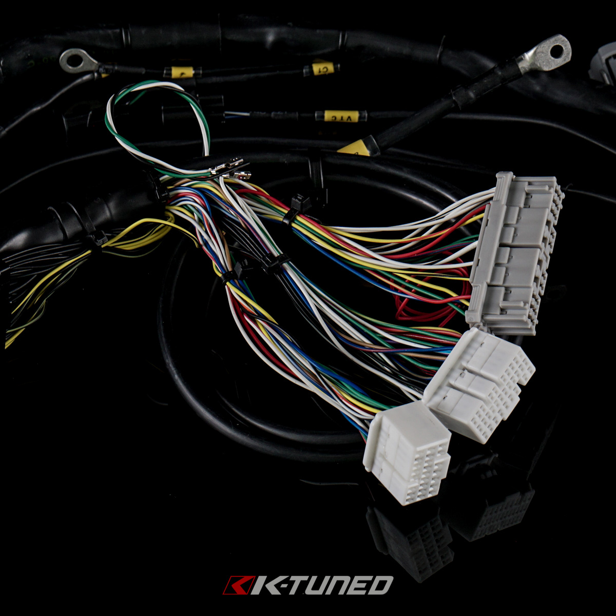 K Series Tucked Engine Harness Wiring Types Quick View