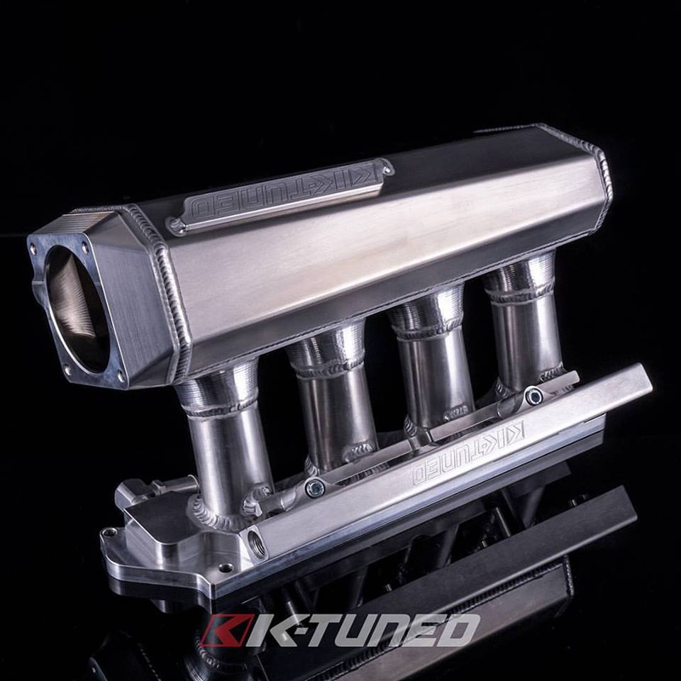 K-Tuned Intake Manifold now available