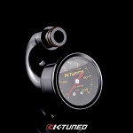 Center Mount Fuel Pressure Gauge (w/ Fitting)