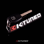 K-Tuned Rubber Keychain